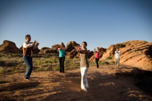 Desert Mind Retreat to Mother Nature's Gym