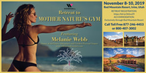 Red Mountain Resort Fitness Retreat with Melanie Webb